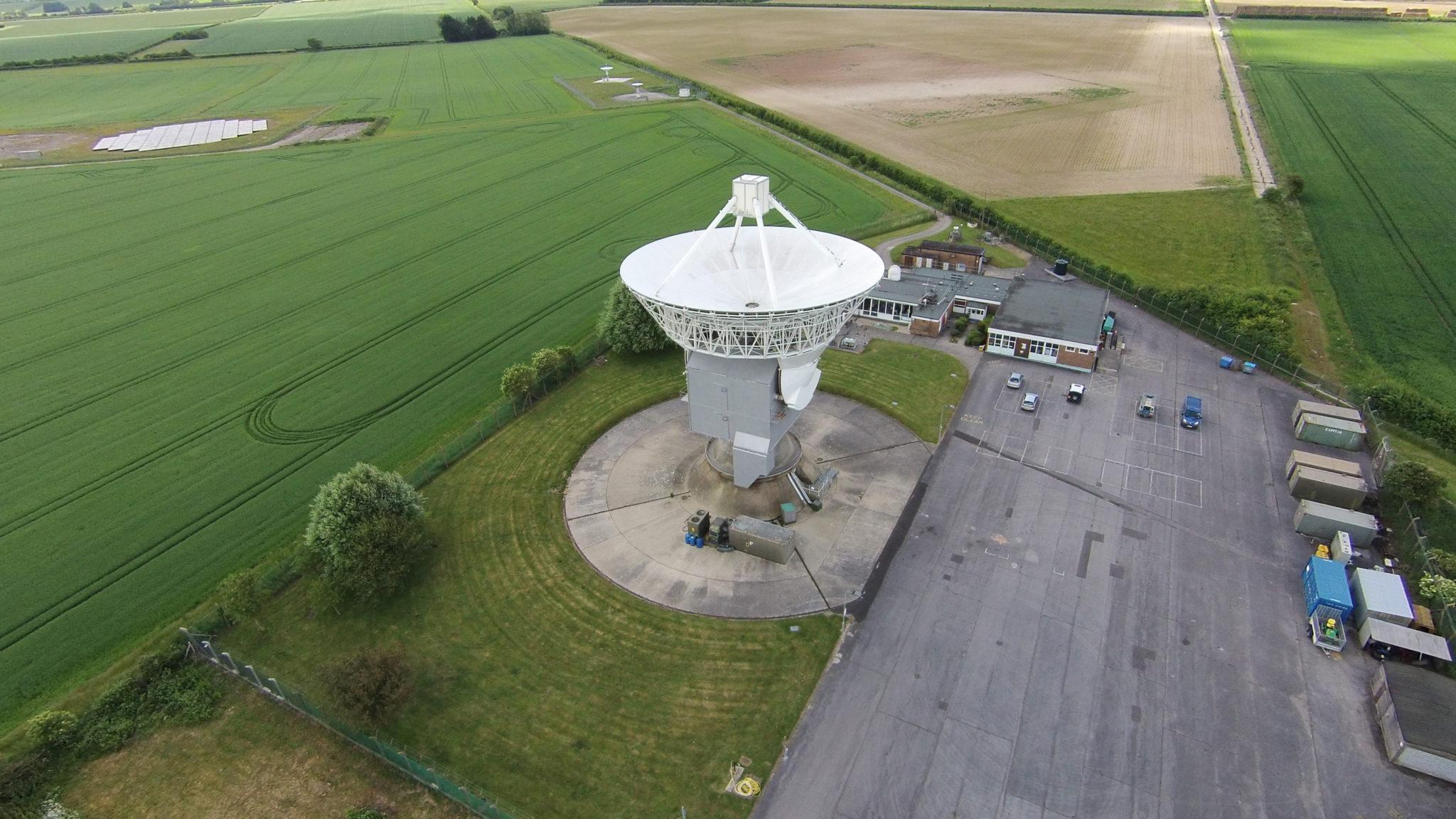 Chilbolton Observatory – Hampshire's Finest Abandoned Airfield
