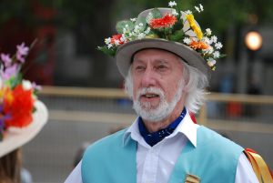 Morris Dancer, British Folklore
