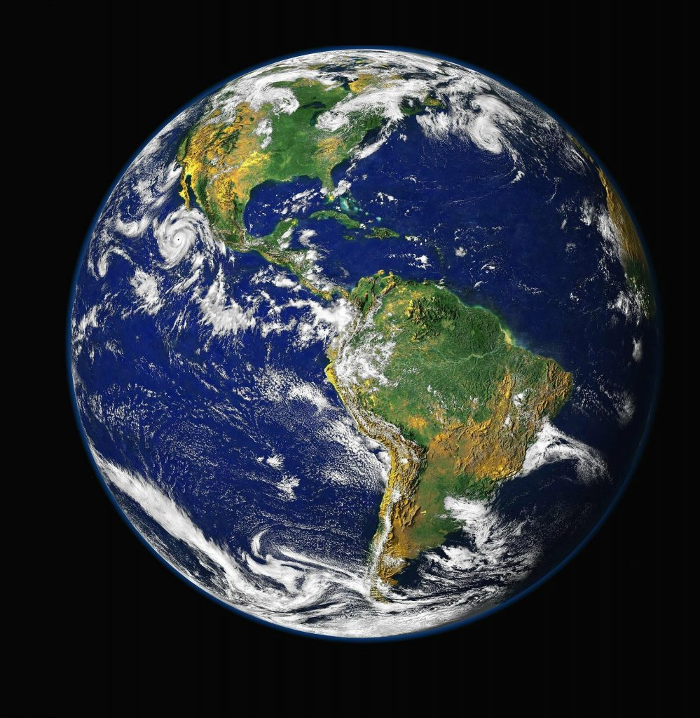 Earth, our home planet