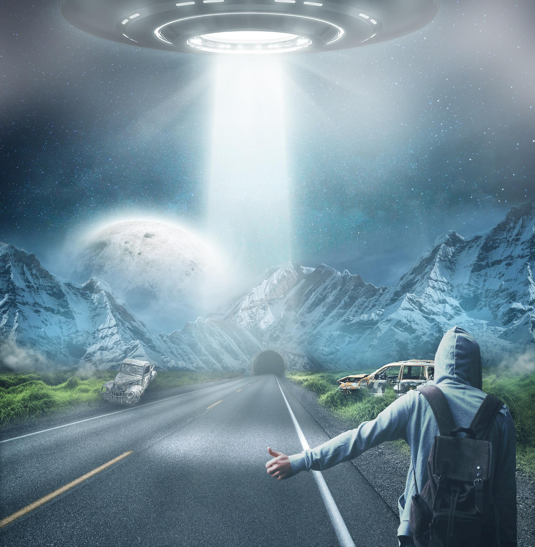 UFOs, Ufology, ETs, The Disclosure Project