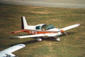 G-BFTE Grumman AA-5A Cheetah