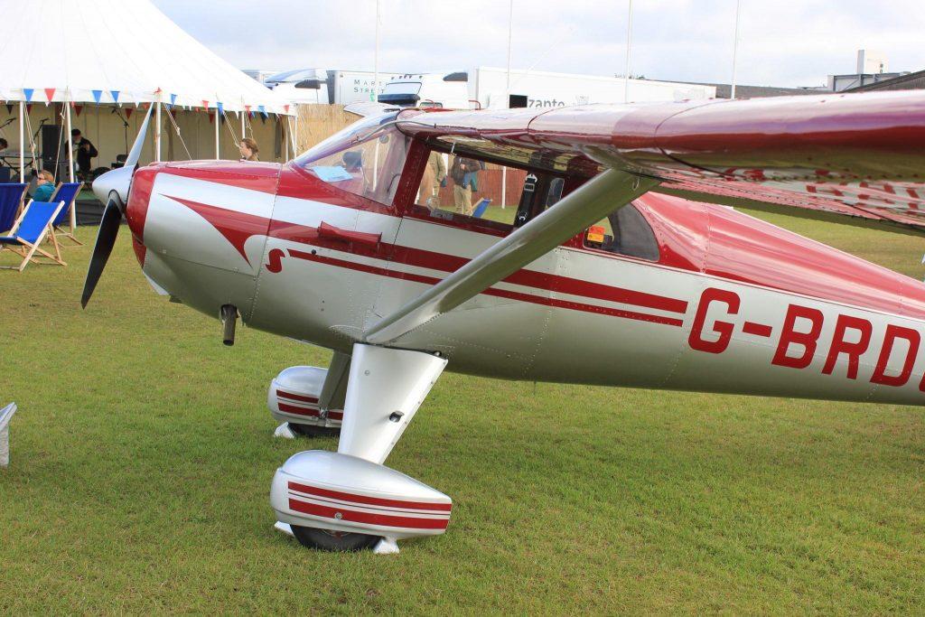Pilot's Licence - Luscombe Goodwood