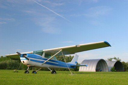 Grass airfields