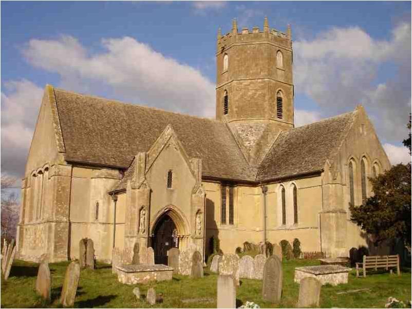 St Mary's Church Uffington