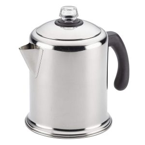 Farberware 47053 Stainless Steel Stove Top Percolator