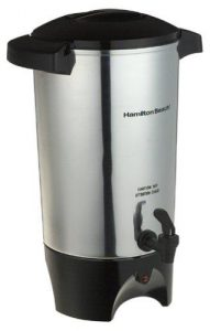 Hamilton Beach 45 Cup Coffee Urn - best percolators for parties and meetings