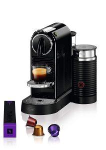 Best espresso machine - Nespresso by De'LonghiEN267BAE
