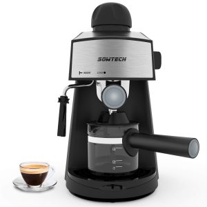 Best Espresso Machines - Sowtech Espresso & Cappuccino Maker