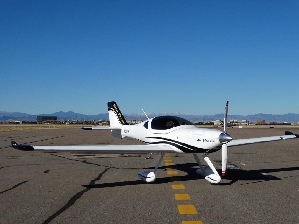 eFlyer 2 from Bye Aerospace