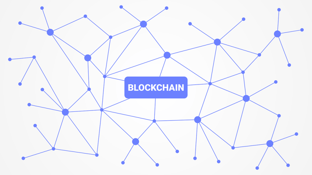 Blockchain - chains of linked records